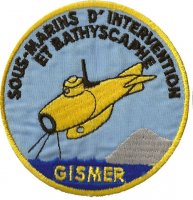 Groupe d\'Intervention Sous la Mer - Gismer - Sous-Marins d\'Intervention et Bathyscaphes.